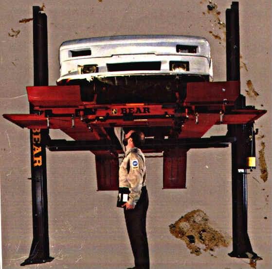 Hunter Alignment Rack >> auto lift, lift, hydraulic lift, elevador,wheel alignment, used, reconditioned, automotive ...